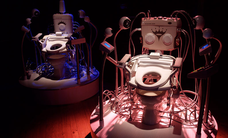 Excelsior 3000: bowel technology project, 2001